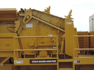 4043TR Crusher Housing