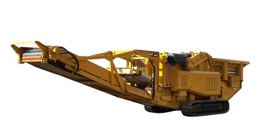 5256T Portable Impact Crusher