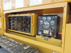 4043TR Control Panel