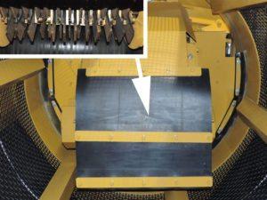 Optional High-Speed Hammermill Shredder