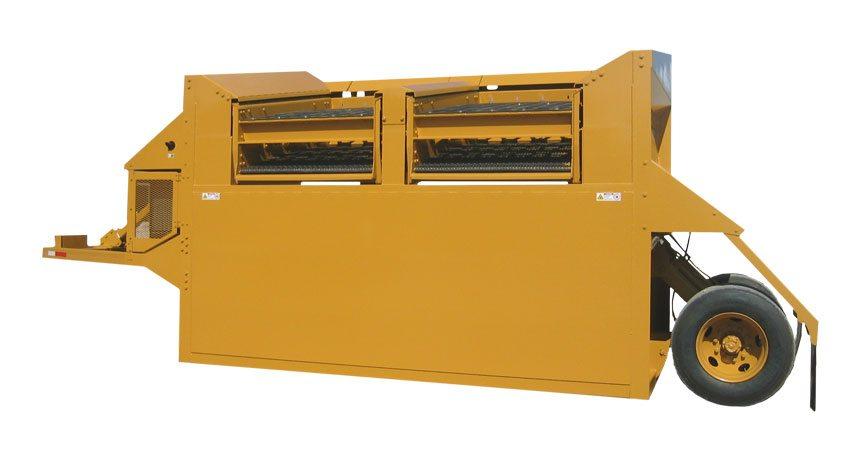 Scalper 107D Screening Plant