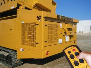Scalper 107T Remote Operation