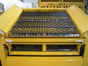 Scalper 77C Double Deck Screener