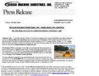 Scalper 77C Screening Plant Product Announcement