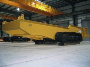 Spyder 516T y 512T Estructura