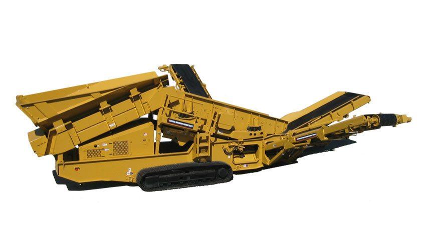 Spyder 516T Screening Plant