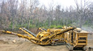 Spyder 622TH Recirculating with 4043T Impact Crusher